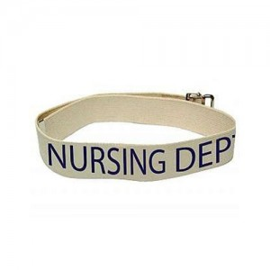 Nursing Department Labelled Gait Belts