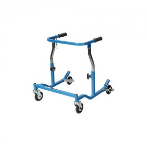 Wenzelite Rehab Pediatric Anterior Safety Roller Walker