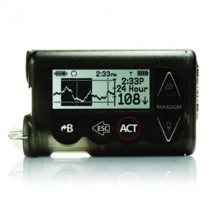 Minimed Paradigm Revel Insulin Pump