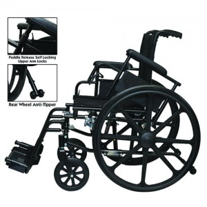 PMI The Transformer Wheelchair & Transport Chair