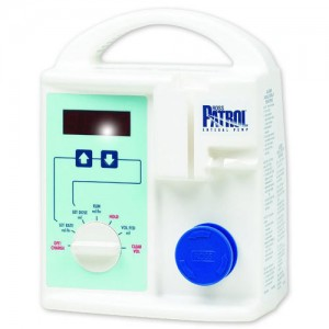 ROSS PRODUCTS DIVISION Patrol Enteral Pump