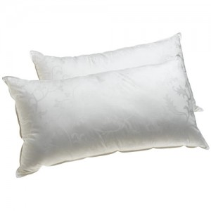 100% Gel Filled King Pillows - White