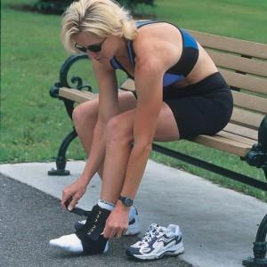 Power Wrap Sports Ankle Brace