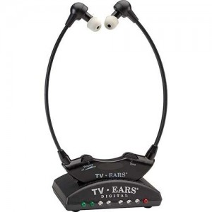 TV EARS Digital TV Amplification