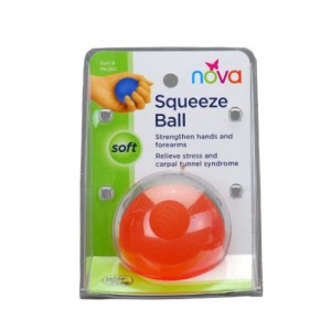 Nova Exercise Squeeze Ball