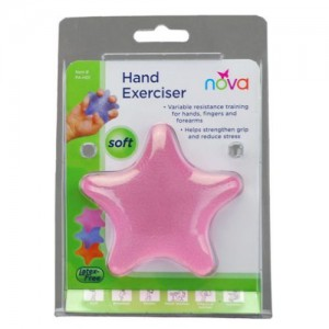 Nova Exercise Squeeze Star