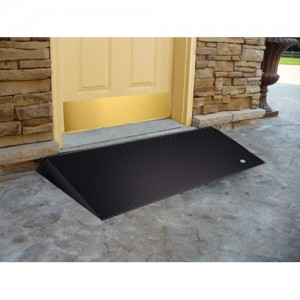 EZ Access Rubber Threshold Ramp