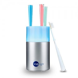 Violight VS100 Toothbrush Sanitizer and Storage System