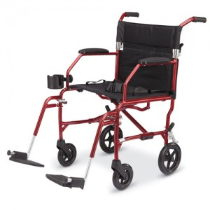 Medline Freedom Ultralight Transport Wheelchair