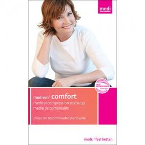 Mediven Comfort 30-40 mmHg Knee High Open Toe