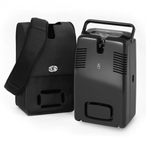 Airsep FreeStyle 5 Portable Oxygen Concentrator Combo Bundle