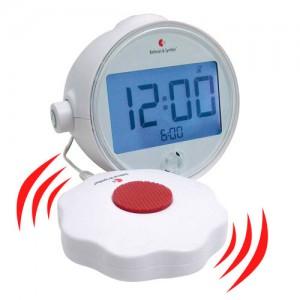 Bellman & Symfon Alarm Clock Classic Vibrating Alarm Clock