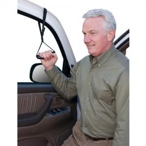 Car Caddie Door Frame Strap with Handle