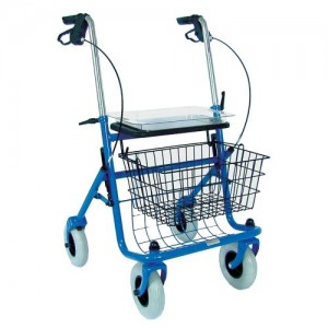 DMI Traditional Steel Rollator