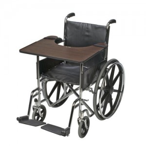 MABIS DMI Wheelchair Hardwood Tray