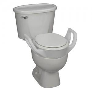 DMI Toilet Seat Riser with Arms