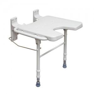 HEALTHSMART Foldaway Bath Seat & Grab Bar