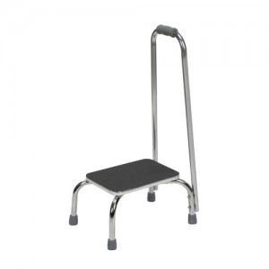 DMI Foot Stool, With Handle, Non-Assembled