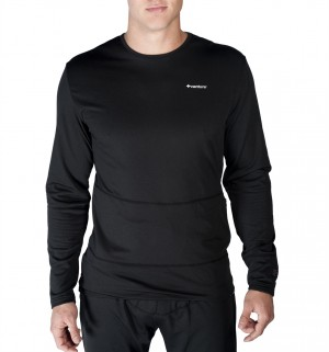 Venture Heat Mens Heated Layer Top w/ Tri-Zone Heating Area