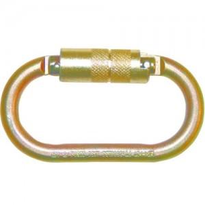 Fusion Ovatti Auto Locking Carabiner