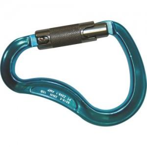 Fusion Groove Ergonomic Carabiner