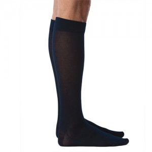 Sigvaris Mens 15-20 mmHg Compression Sea Island Cotton Socks