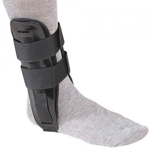 Advantage Memory Foam Stirrup Ankle Brace