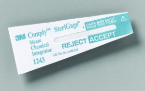 3M Comply Chemical Integrator Strip with Sterigage