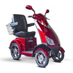 EWheels EW-72 Four Wheel Scooter
