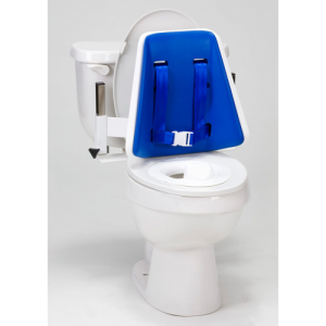 Columbia Medical SecureSeat Hi Back Toilet Support