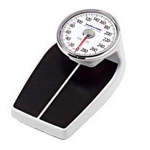 Pro Series Large Raised Dial Platform Scale by Health o meter