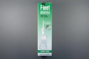 Enema Sodium Phosphate Saline Laxative for Adults by Fleet