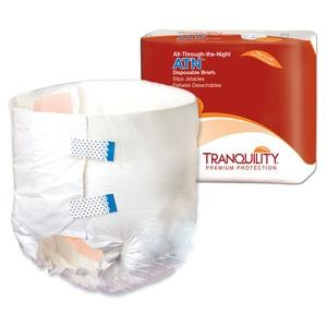 Tranquility Principle Business Tranquility ATN All-Thru-the-Night Briefs Maximum Absorbency