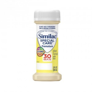 Abbott Nutrition Similac Special Care® 30 Premature Infant Formula - Iron & OptiGRO
