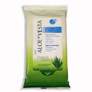 ConvaTec Aloe Vesta Bathing Cloths