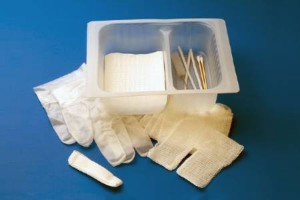 CardinalHealth AirLife 3T4691A Basic Tracheostomy Care Kit