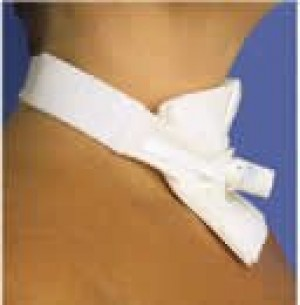 Pepper Medical Products Trach-Tie Tracheostomy Tube Neckaband