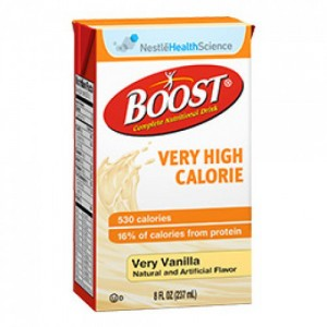 Nestle BOOST VHC Very High Calorie Nutritional Drink