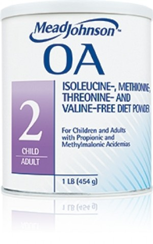 Mead Johnson Medical Food Powder for Acidemia OA 2 Child to Adult