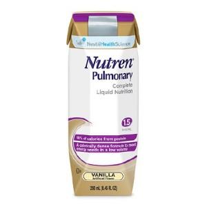 Nestle NUTREN® Pulmonary