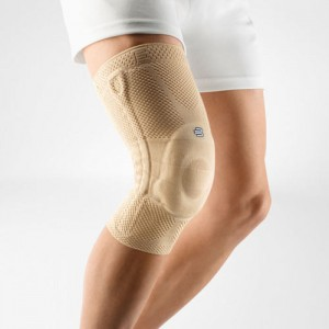 Bauerfeind GenuTrain Natural Active Knee Support