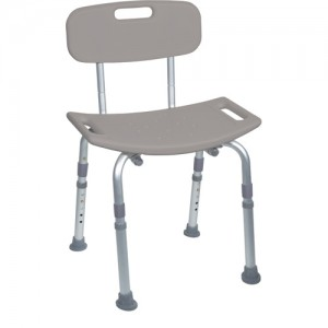 Ready Set Go Deluxe Aluminum Shower Chair