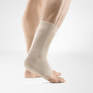 Bauerfeind AchilloTrain Pro Achilles Tendon Support - Beige