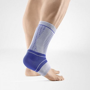 Bauerfeind AchilloTrain Pro Achilles Tendon Support     Titanium