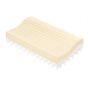 Obusforme Ortho-Pedic Contoured Memory Foam Pillow
