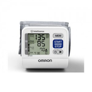 Omron BP629 Wrist Blood Pressure Monitor