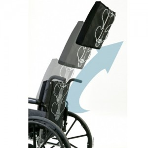 ROHO Retroback Wheelchair Back Support Cushion
