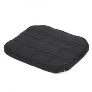 "ROHO LTV Seat Cushion with Fabric Cover - 18"" x 16"" x 2"""