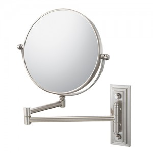 Kimball & Young 5X Mirror Image Classic Double Arm Wall Mirror