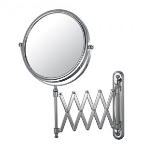 Kimball & Young Mirror Image Extension Arm Wall Mirror - Chrome